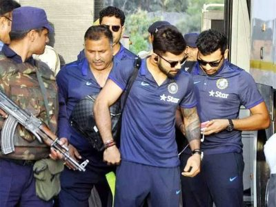 Indian Cricketers