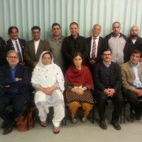 Jammu Kashmir National Awami Party Hamad Rashid Iftar Dinner