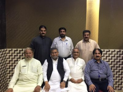 Javed Akhtar Javed  Honors Iftar Dinner