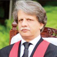 Justice Azmat Saeed
