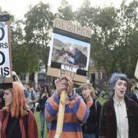 Londan Protest