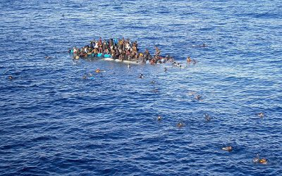 Migrants Boat Sinking
