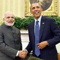 Modi and Obama