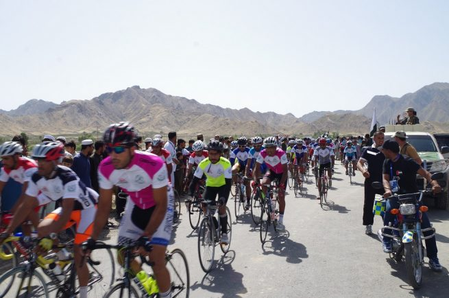 Mohmand Agency Bicycle Races