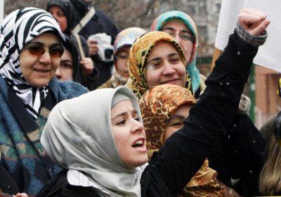 Muslim Scarf Ban