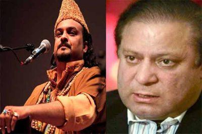 Nawaz and Amjad Sabri