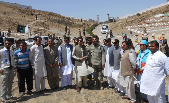 Official on Pak-Afghan Border