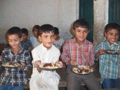 Orphaned Children in Pakistan