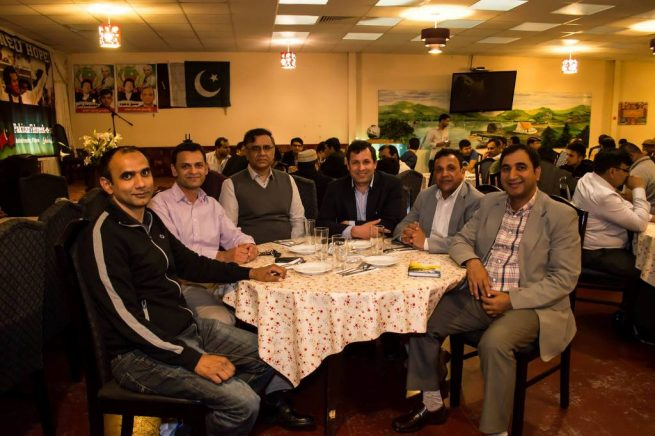 PTI Irland Iftar Party