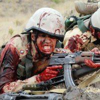 Pak Army Fight