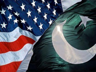 Pak and USA