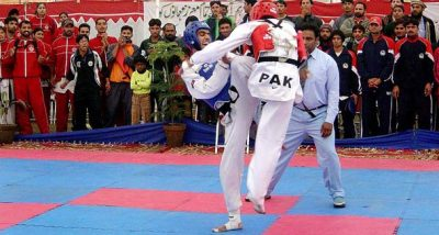 Pakistan Martial Arts