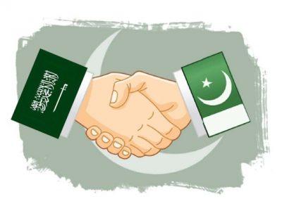 Pakistan Saudi Arabia