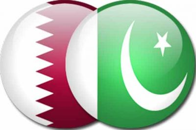 Pakistan and Qatar