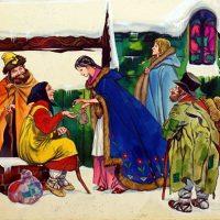 Princess and Beggar