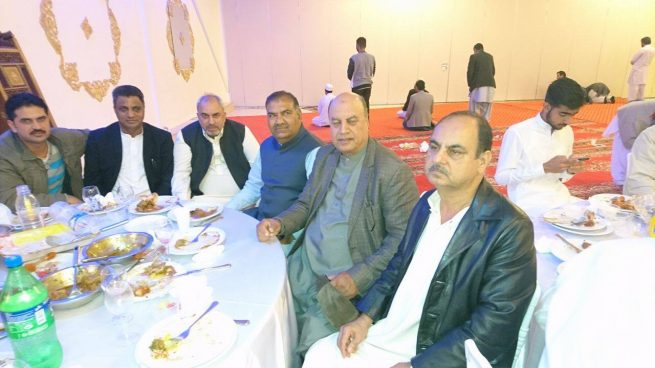 Puthuar Association France Pakistani Community Honors Iftar Dinner Ceremony