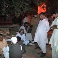 Quetta Firing Incident