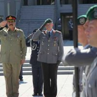 Raheel Sharif Visit Germany