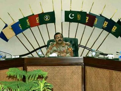 Rangers Chaired Meeting