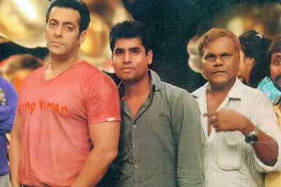 Salman Khan Personal Assistants
