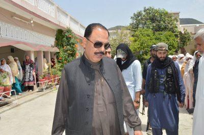 Sanator Talaha Mahmood Taxila