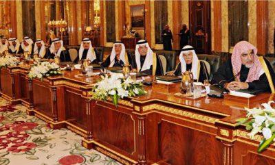 Saudi Cabinet