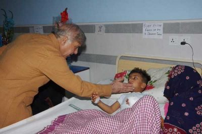 Shahbaz Sharif Visit Hospital