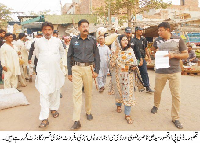 Syed Ali Nasir Visit
