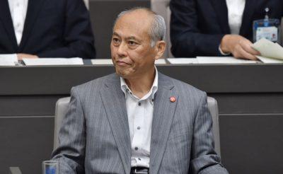 Tokyo Governor Resigns