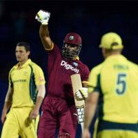 West Indies won Match