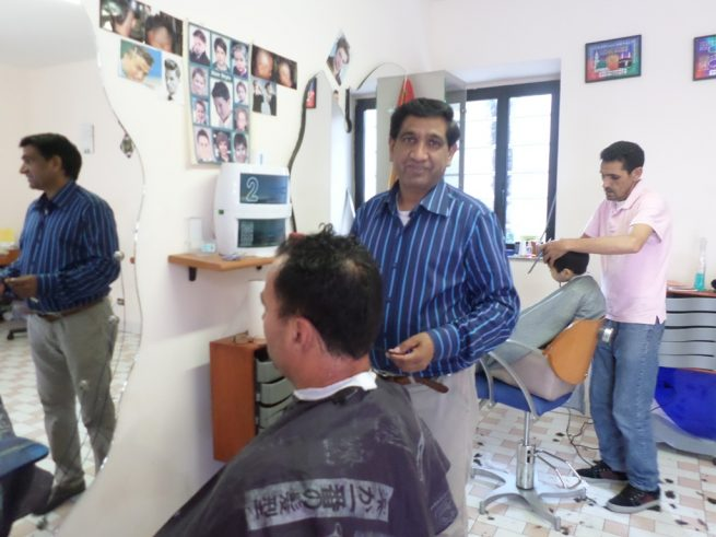 Zahid Hair Cutting Shop