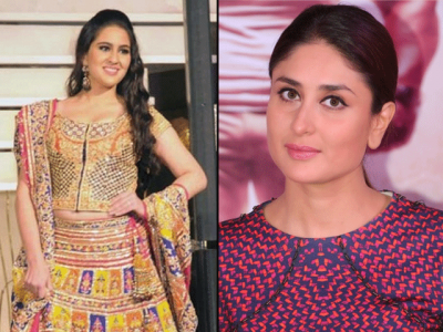 kareena and Sara Ali