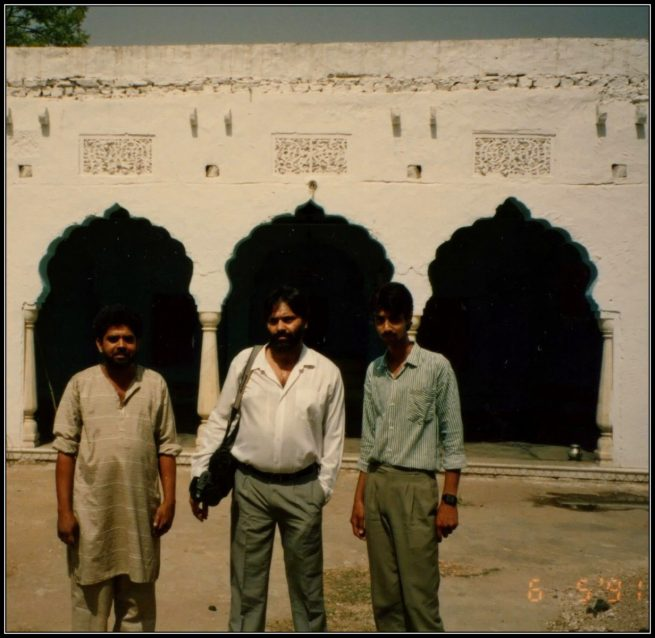 Visit to Ancestral Haveli in Jaypur India 6th of May 1991