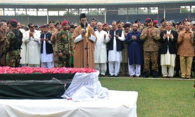 Abdul Sattar Edhi Namaz e Janaza