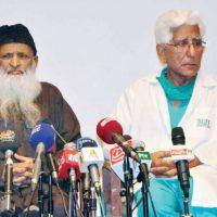 Abdul Sattar and Dr Adib Hassan