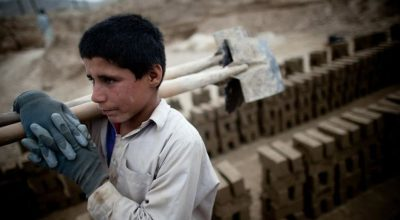 Afghanistan Child Labor
