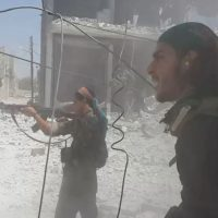Aleppo Fighting