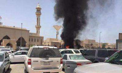 Blast in Saudi Arab