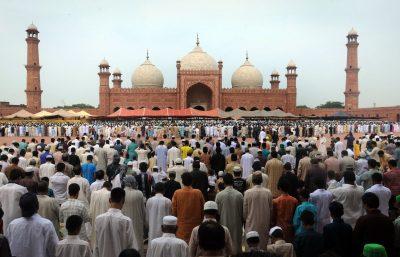 Celebrating the End of Ramadan - Eid Fitr