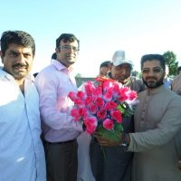Chaudhry Ali Hassan Welcome