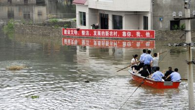 China Flood