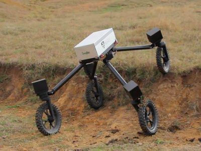 Cowboy Robot