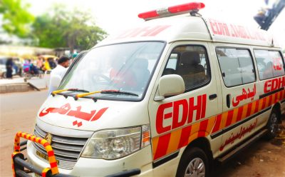 Edhi Ambulances