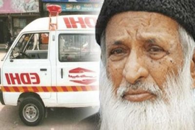 Edhi Foundation Pakistan