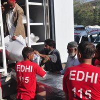 Edhi Workers