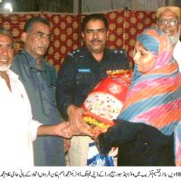 Eid Gift Distribution Function
