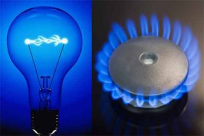 Electricity Gas