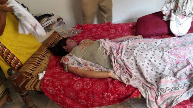 Exclusive Qandeel Baloch Photo After The Murder