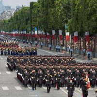 France National Day Military Parade