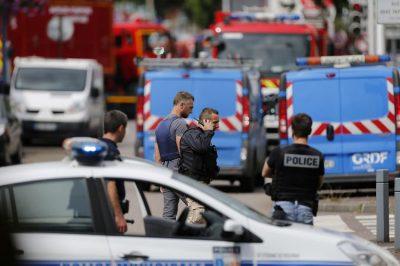 French Priest Murder